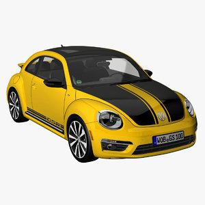 beetle gsr 2014 3ds