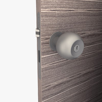 Handle Doorknob 3