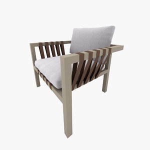 3d chair jibe modern outdoor