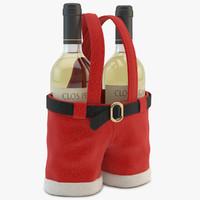 bottle decoration pants max