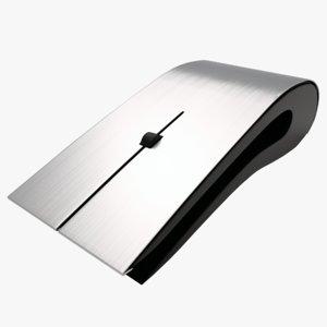 max intelligent mouse design