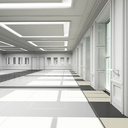empty room 3D models