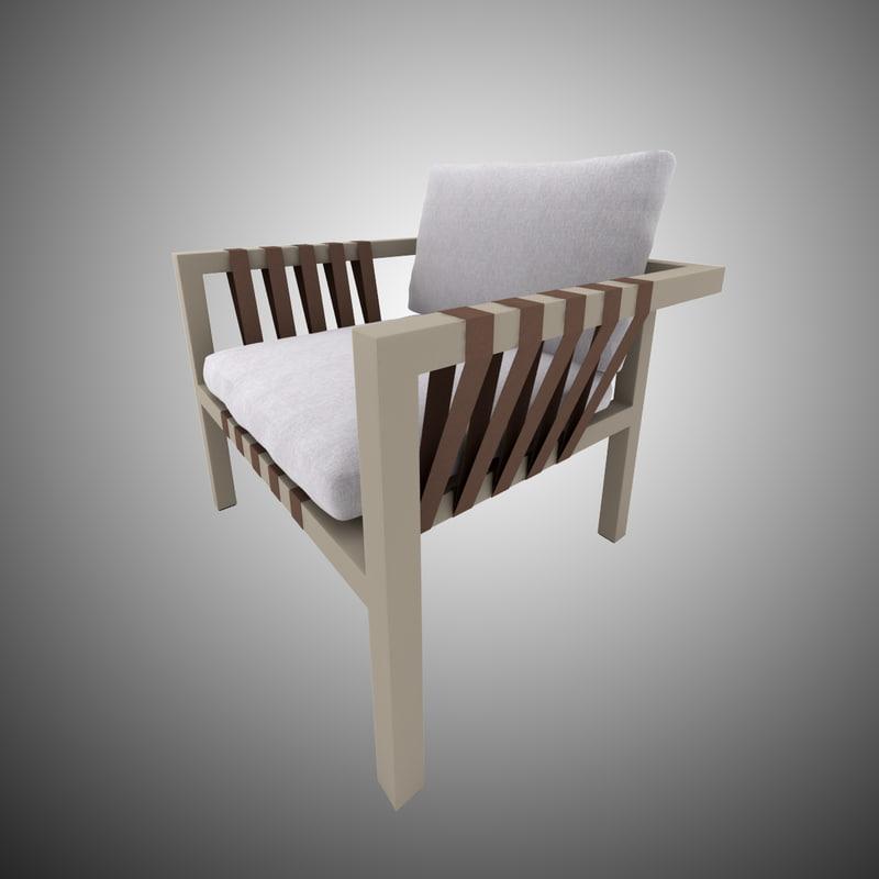 3d chair jibe modern outdoor