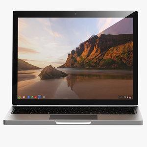 google chromebook pixel 3d 3ds