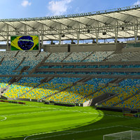 Maracana' Stadium