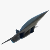 3d model lockheed martin sr-72