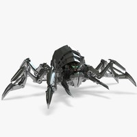 Mechanical Spider