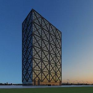 3ds max new skyscraper 48