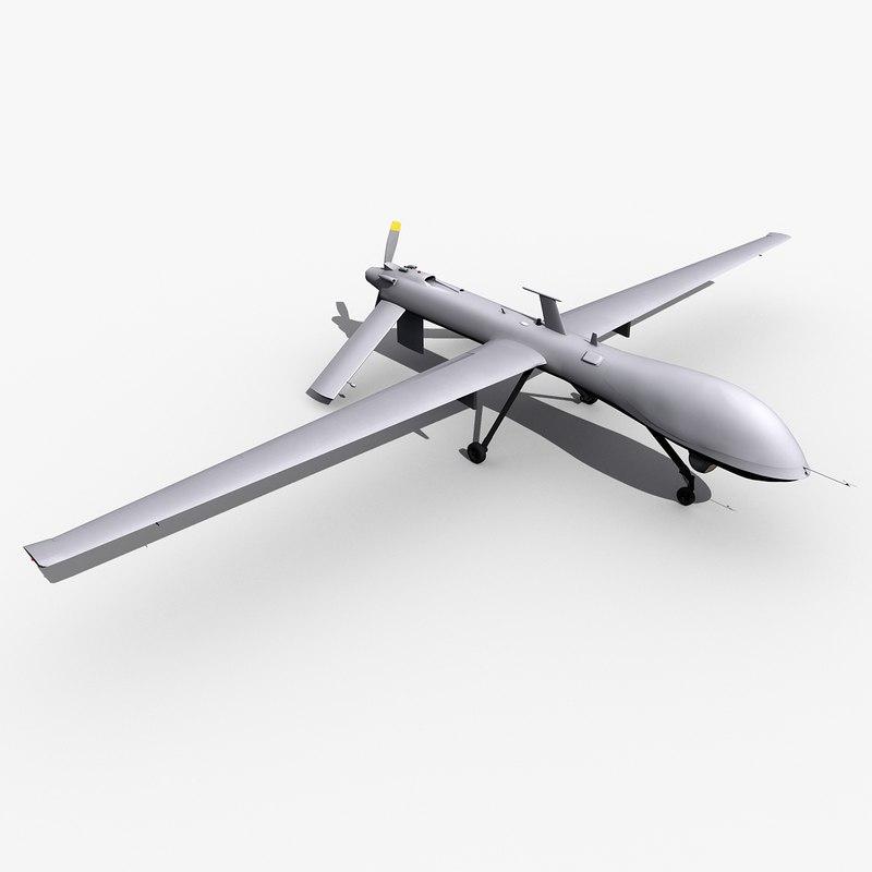 uav drone predator mq-1 max