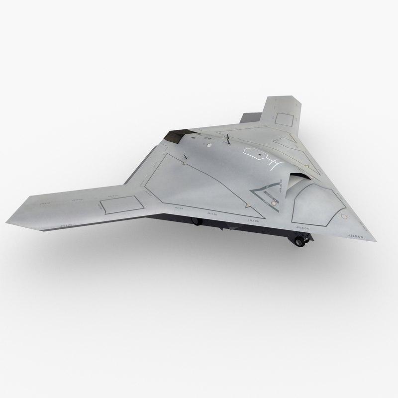 3ds uav drone ucav