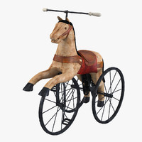 Horse Bike By Charler Roi