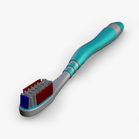 3d tooth brush