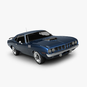 plymouth barracuda max