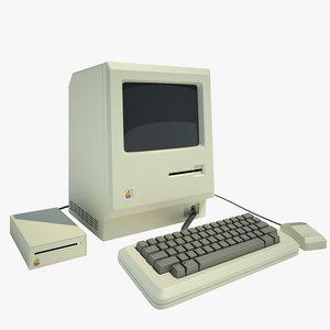 3dsmax apple macintosh1984