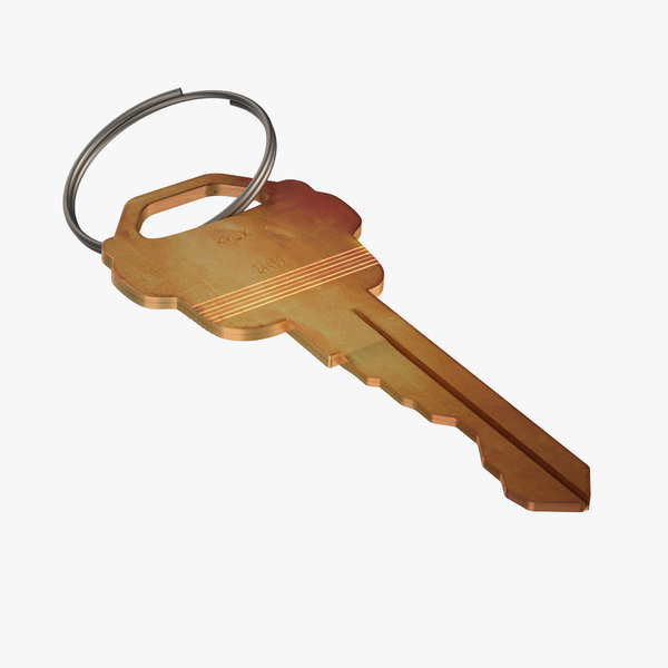 3d key
