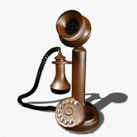 max telephone vintage