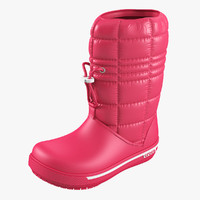Crocs Women Win Boot