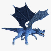 lwo ged blue dragon