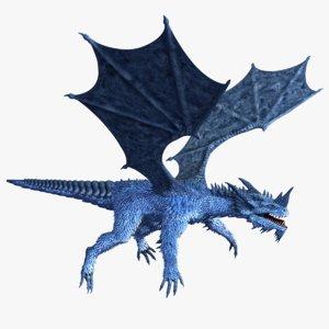 lwo ged blue dragon