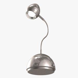 modern lamp 3d max