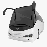 max king long xmq6127 bus