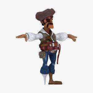 pirate max