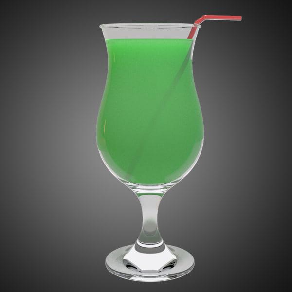 3ds poco grande glass liquid