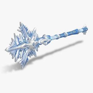 max staff ice