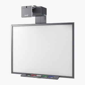 smart board 660 interactive 3ds