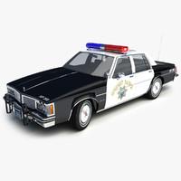 Oldsmobile Delta 88 Highway Patrol
