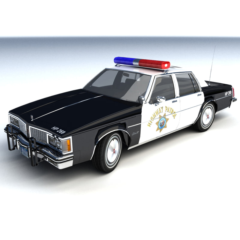 3d model oldsmobile delta 88