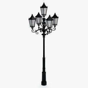 max street lamp