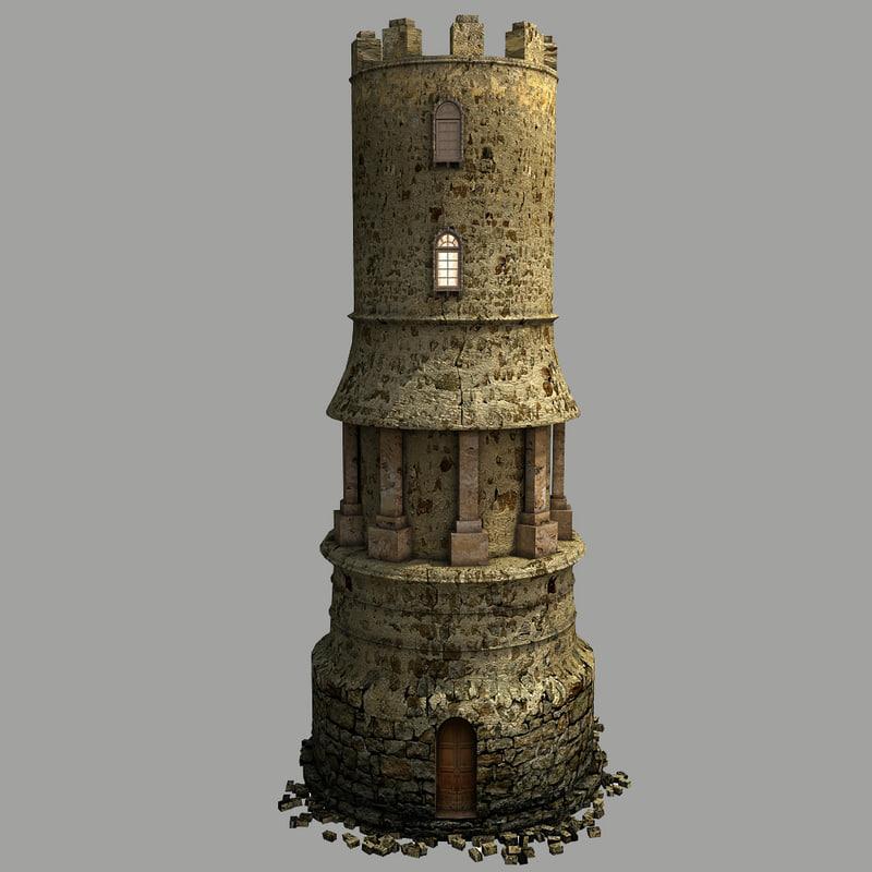 guard tower max