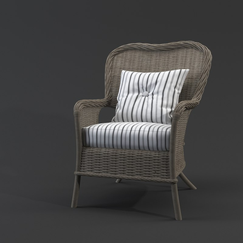 realistic chair max