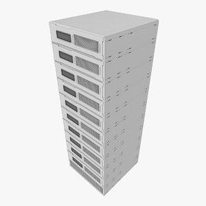 3d storage server