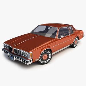 3ds max car 80