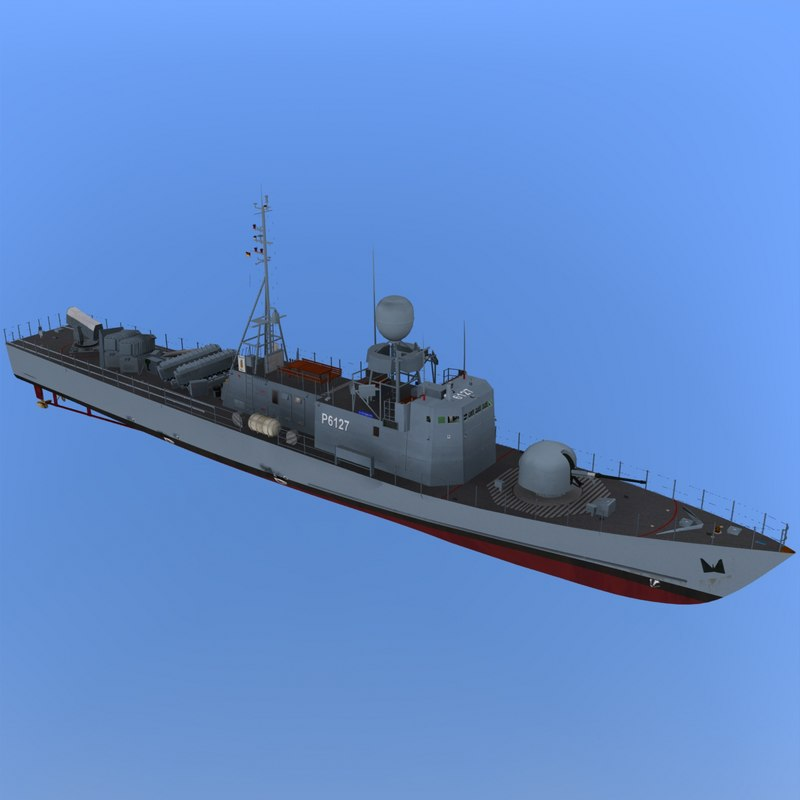 3d dachs boat fgs
