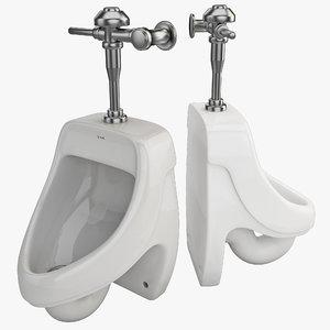 urinal 3 max