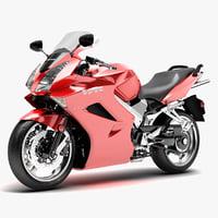 Motorcycle Honda VFR 800
