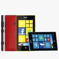 3d model nokia lumia 520