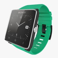 3d sony xperia smartwatch