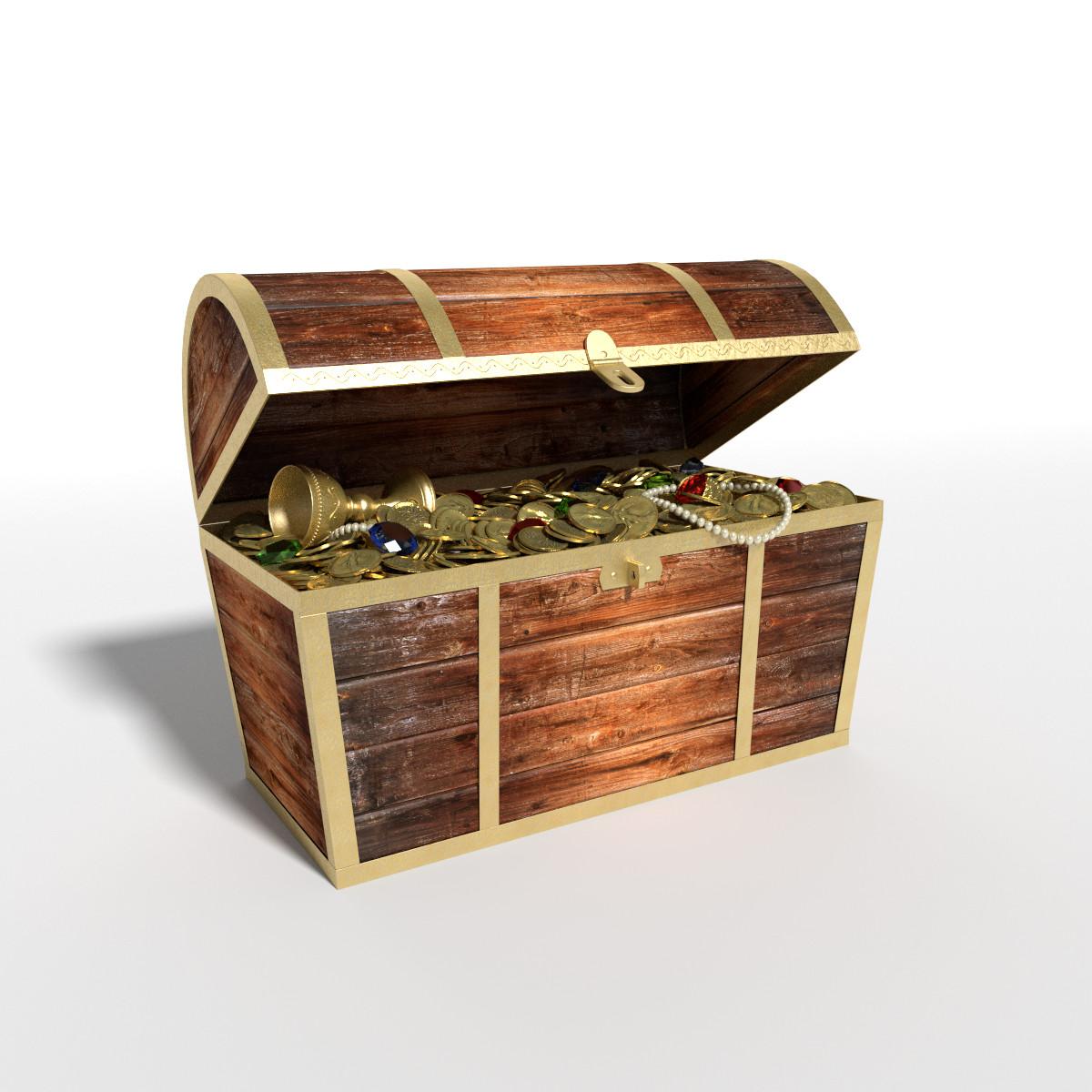 chest 3d model