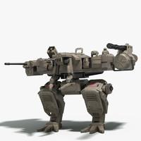 Fighter Robot