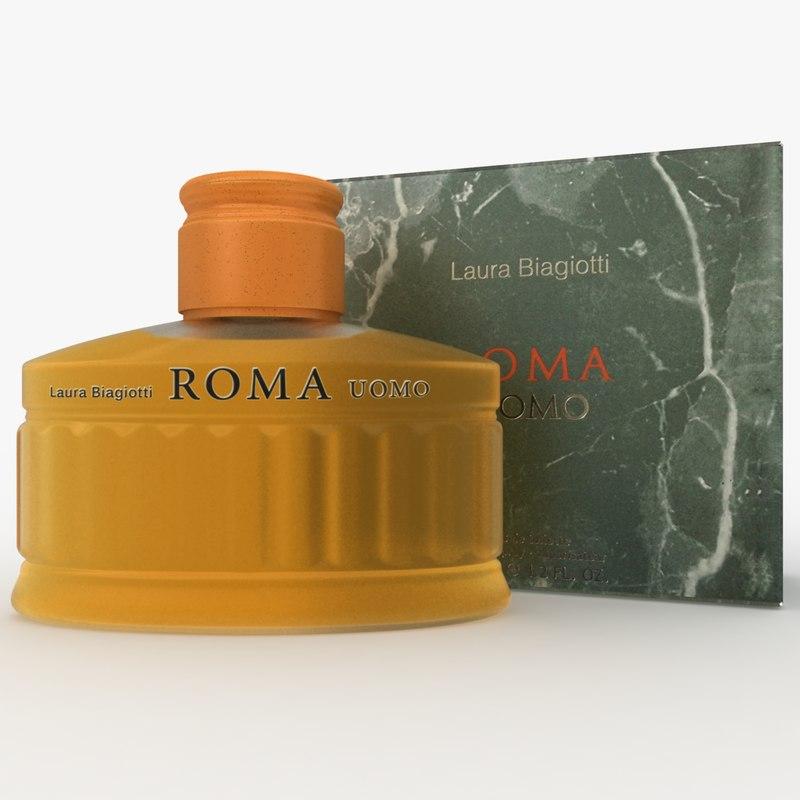3d laura biagiotti roma uomo