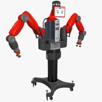 industrial baxter robot ma