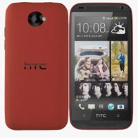 HTC Desire 601 Dual Sim Red
