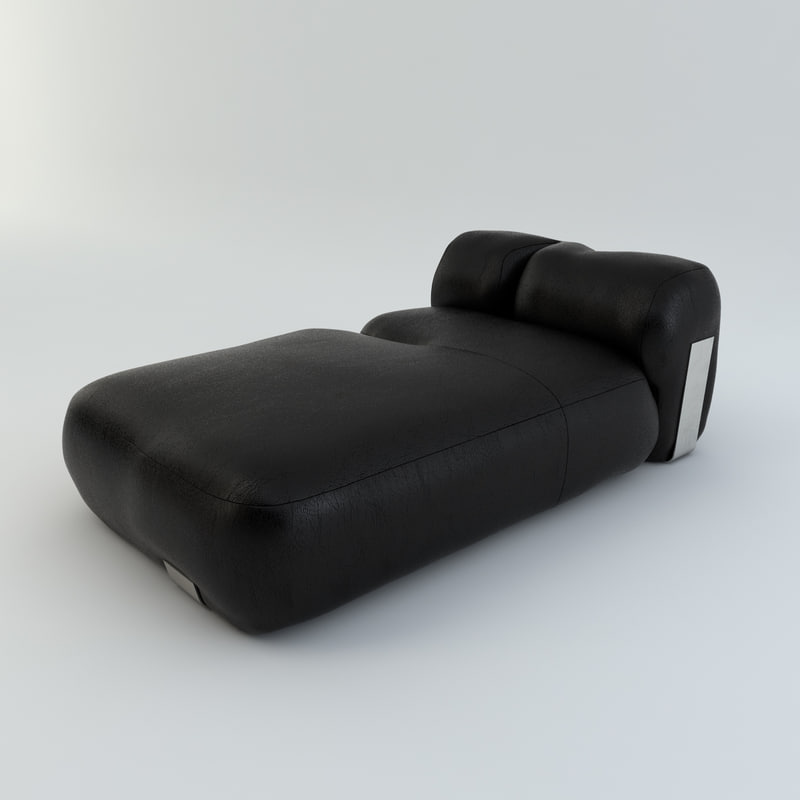 daybed vincenzo cotiis 3d max