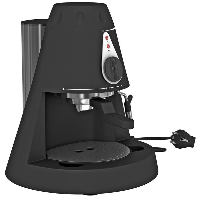 coffee machine sn 3012t 3d model