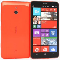max nokia lumia 1320 red