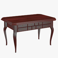 max classical writing desk